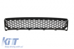 Front Bumper Lower Middle Grille Volkswagen VW Golf VI Golf 6 (2008-2013) GTI Design