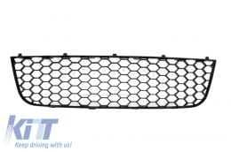 Front Bumper Middle Lower Grille Volkswagen VW Golf 5 V (2003-2007) GTI Design - FBGVWG5GTI
