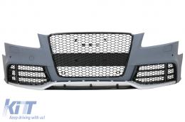 Front Bumper suitable for Audi A5 8T Pre Facelift (2008-2011) RS5 Design - FBAUA58TRSD