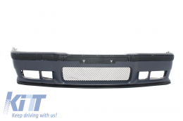 Front Bumper suitable for BMW 3 Series E36 (1992-1998) M3 look - FBBME36M3