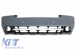 Front Bumper suitable for Range Rover Vogue L322 (2002-2012) Facelift Design - FBRRVL322OE