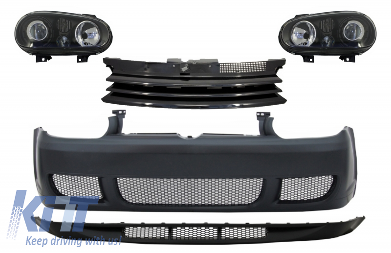Front sport bumper R32 RS look