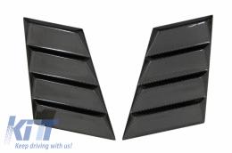 Front Fender Scoop Vents Carbon Fiber suitable for MERCEDES Benz W463 G-Class (1989-up) B-Design - FSMBW463CF