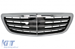 Front Grill AMG Mercedes W222 S-Class 2014+ AMG S63 S65 Design - FGMBW222AMG