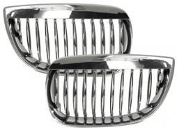 front grill BMW E87 1er 05-07_chrome