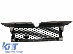 Front Grille Land Rover Range Rover Sport 2005-2009 L320 Autobiography Look Black Edition