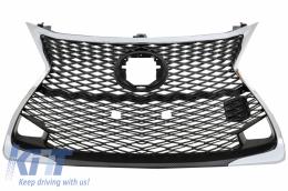 Front Grille Lexus GS-F L10 (2015-2018) F-Sport Design - FGLXGS350FC