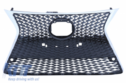 Front Grille Lexus IS XE30 (2014-2017) IS F-Sport Design - FGLXIS200