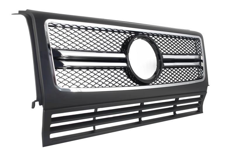 calandre mercedes w463 g65 amg phares bi x non led couvre. Black Bedroom Furniture Sets. Home Design Ideas