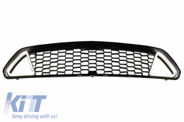 Front Grille with LED DRL suitable for Ford Mustang Mk6 VI Sixth Generation (2015-2017) RTR Design - FGFMU