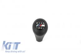 Gear Knob BMW 3 Series 5 Series E34 E39 E28 E36 E46 E34 E39 M Design 5 Gears M3 M5 Design