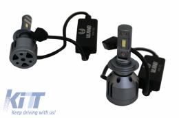 H7 LED Conversion Car Headlight High Power 6500K KIT - LEDH7