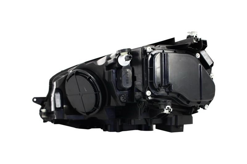 body kit for vw golf 7 vii look bumper headlights led drl. Black Bedroom Furniture Sets. Home Design Ideas