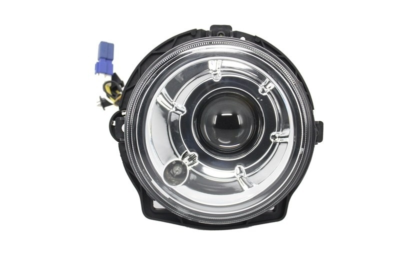Headlights bi xenon look chrome mercedes benz g class w463 for Looking for mercedes benz parts