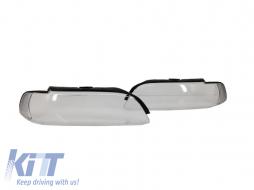 Headlights Glases Lens BMW 5 Series E39 Facelift (2000-2003)  - HGBME39