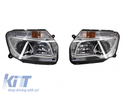 Headlights LED LightBar  Dacia Duster (2010-2013) - 4560285