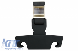 Headrest Car Seat Hanging Hook With Phone Tablet Holder Mount Sticker - UNIVERSALCSH