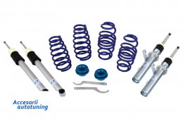 Height Adjustable Sport Coilover Suspension Kit  suitable for VW Golf 4 IV Bora (1998-2005) - ACVW02