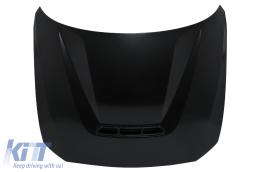Hood Bonnet suitable for BMW 1 Series F20 F21 (2010-2019) BMW 2 Series F22 F23 F87 M2 (2012-2019) CS Design - HDBMF22M2CS