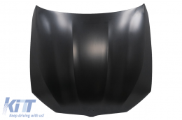Hood Bonnet suitable for BMW 5 Series G30 Sedan G31 Touring (2017-up) M5 Look - HDBMG30M5