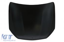 Hood Bonnet suitable for Mercedes GLC SUV X253 & Coupe C253 (2015-Up) - HDMBGLCX253
