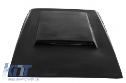 Hood Scoop Bonnet Scoop Mercedes Benz W463 G-Class (1989-up) B-Design GFR - HSMBW463B