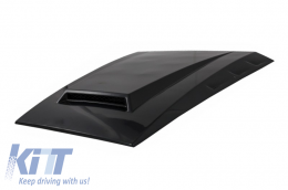Hood Scoop Bonnet Scoop suitable for MERCEDES Benz W463 G-Class (1989-up) B-Design ABS - HSMBW463BS