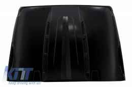Hood suitable for Jeep Wrangler 2D & 4D (2007-2017) Avengers Heat Dispersion Edition - HDJEWJKAV