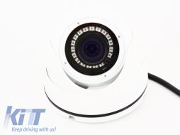 INTERIOR HD 720P DOME CAMERA 1MP CMOS  - LIRDNHTC100B