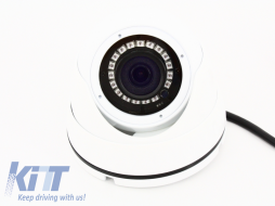 INTERIOR HD 720P DOME CAMERA 1MP CMOS - LIRDNHTC100B