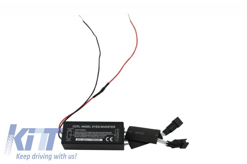 Inverter Ballast suitable for BMW Angel Eyes CCFL Control unit