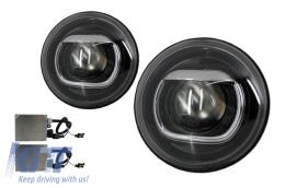 Jeep Wrangler JK (2007-2014) HID Bi-Xenon Headlights