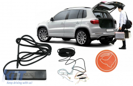 KICK SENSOR FOR Electric Tailgate Lift Assisting System