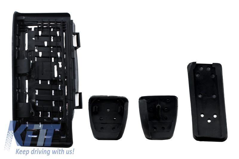 Kit Pedal Footrest VW Passat B8 Tiguan Touran For Audi A1 8x A3 8V ...