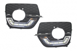 Led Dedicated Daytime Running Lights for BMW X6 E71 (2008-2011) - V-130110