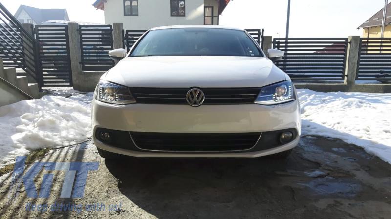VW Passat 3B3 Genuine Neolux Clear Halogen Front Fog Lamp Light Beam Bulbs