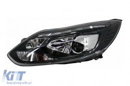 LED DRL Headlights Xenon Look Ford Focus III (2011-up)