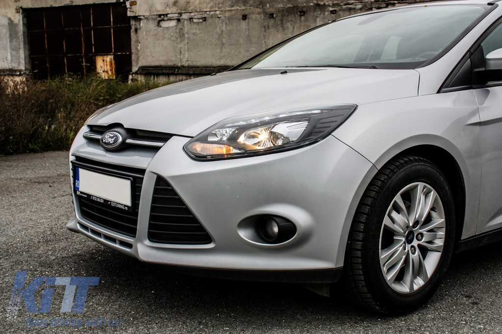 These Headlights Are Meant To Improve The Design Of Your Ford Focus Iii And Increase Road Security