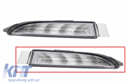 LED DRL Lamp Volkswagen VW Golf VI (2008-2012) R20 Left Side - DRLR20L