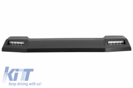 LED Front Roof Spoiler suitable for MERCEDES G-Class W463 (1989-up) 6x6 Design - FRSMBW463B