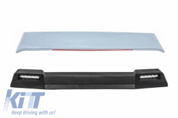 LED Front Roof/Roof Spoiler B-Design LightBar Mercedes Benz W463 G-Class 1989+ - COCBMBW463S