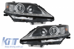 LED Headlights suitable for LEXUS RX AL10 (2009-2012) Facelift 2013+ F-Sport Design