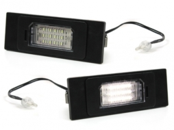 LED License Plate Light BMW E63, E64, E81, E87, E85, E86 - LPLB05