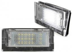 LED License Plate Light for BMW E46 Sedan & Touring 98-03 - LPLB17/V-030106