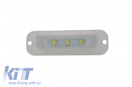 LED License Plate suitable for MERCEDES W463 G-Class (1989-up) - LPLMBW463/V-030218