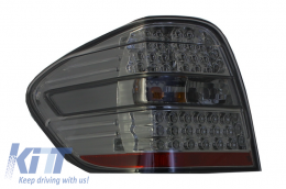 LED Taillight Replacement Mercedes Benz M-Classe W164 (2005-2008) Clear Crystal Left Side