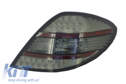 LED Taillight Replacement  Mercedes Benz SLK R171 (2003-2010) Smoke Right Side - 961469R