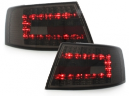LED taillights Audi A6 4F Limousine 04-08 smoke  - RA19ELSA