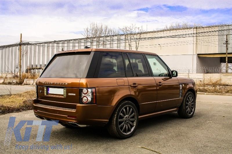 Range Rover Autobiography 2010 >> LED Taillights Land Rover Range Rover Vogue (2002-2012) 2012 Facelift Design