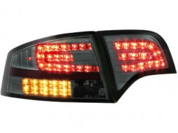 LED taillights suitable for AUDI A4 B7 Lim.04-08 _LED indicators _smoke - RA12SLSL/1017599